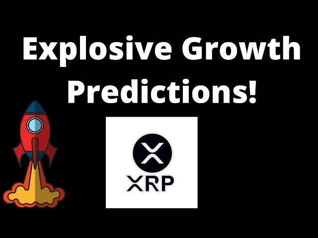 #Ripple #XRP $XRP RIPPLE Is Headed For Explosive Growth! Here is Why!