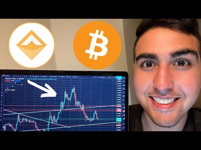 ETHEREUM WARNING AFTER MAJOR SIGNAL (and bitcoin prediction) #Ethereum #ETH