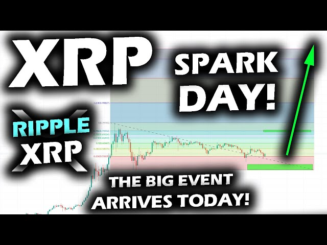 THE BIG EVENT IS TODAY for Ripple XRP Price Chart with Fl… #Ripple #XRP