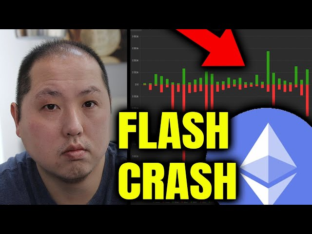 Ethereum & Bitcoin Flash Crash Explained #Bitcoin #BTC