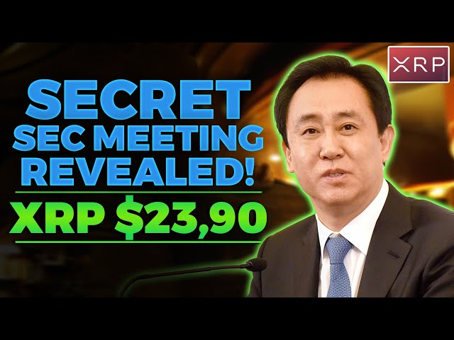 This Is Huge: XRP To $23,90 (Secret SEC Meeting) #Ripple #XRP