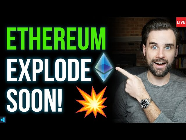ETHEREUM is about to EXPLODE!!! #Ethereum #ETH