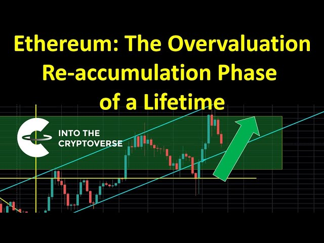 Ethereum: The Overvaluation Re-Accumulation Phase of a Lifetime