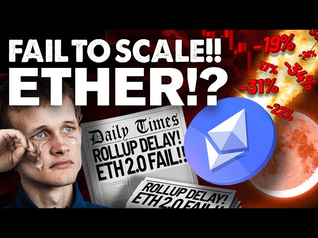 WARNING! Ethereum to Have BAD NEWS Tomorrow! What!? #Ethereum #ETH