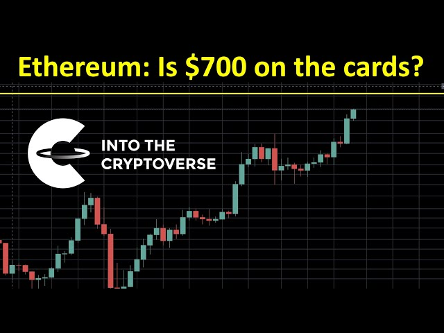 #Ethereum #ETH Ethereum: Is $700 on the cards?