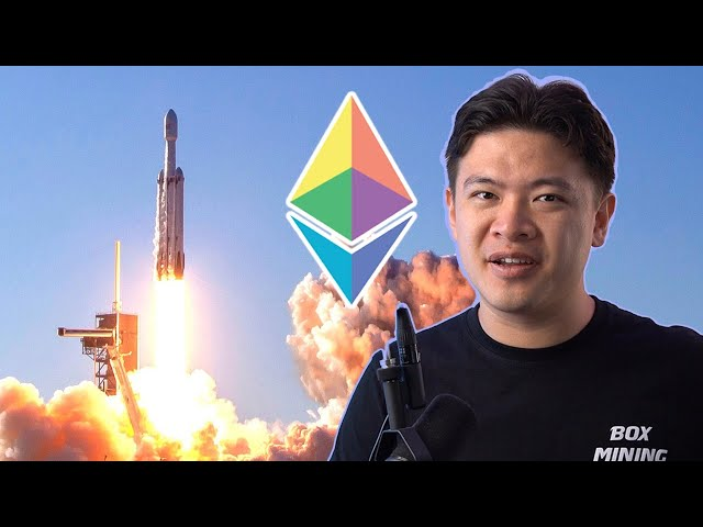#Ethereum #ETH Ethereum 2.0 Successfully Launched!!!