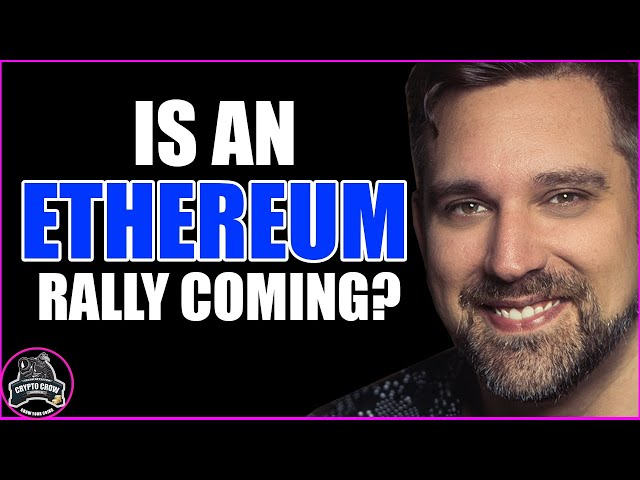#Ethereum #ETH IS An ETHEREUM ETH Rally Coming?