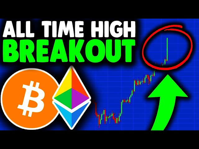 BITCOIN ALL TIME HIGH & ETHEREUM BREAKOUT NOW!! BITCO… #eth #ethereum