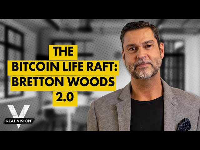#Bitcoin #BTC The Bitcoin Life Raft: The End of Monetary & Fiscal Policy As We Know It (w/ Raoul Pal)
