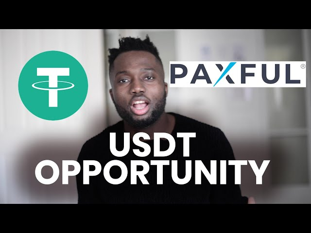 Why Is USDT On Paxful Such A Big Opportunity - How To Convert, Sell, Buy USDT On Paxful