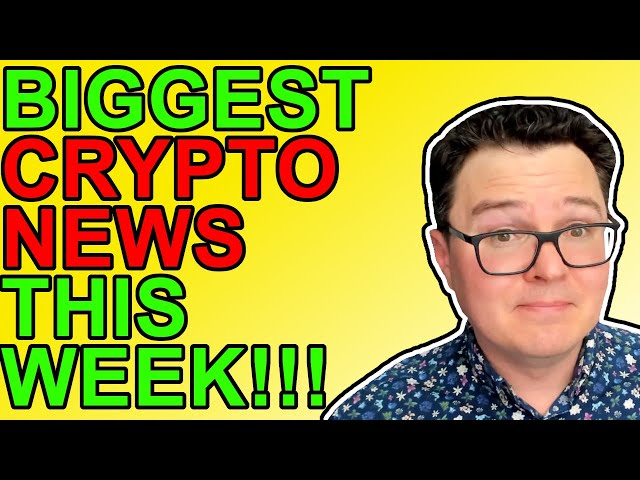 Biggest Crypto News This Week! [Ethereum, NFTs, Shiba Inu… #cripto #coin