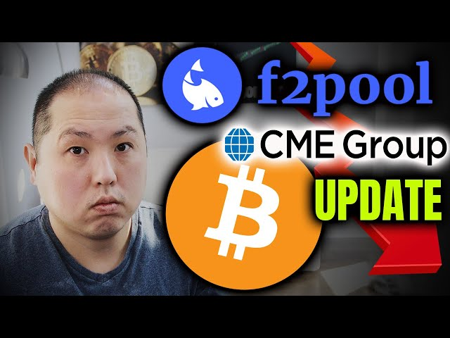 UPDATE ON THE BITCOIN DUMP AND F2POOL!!!