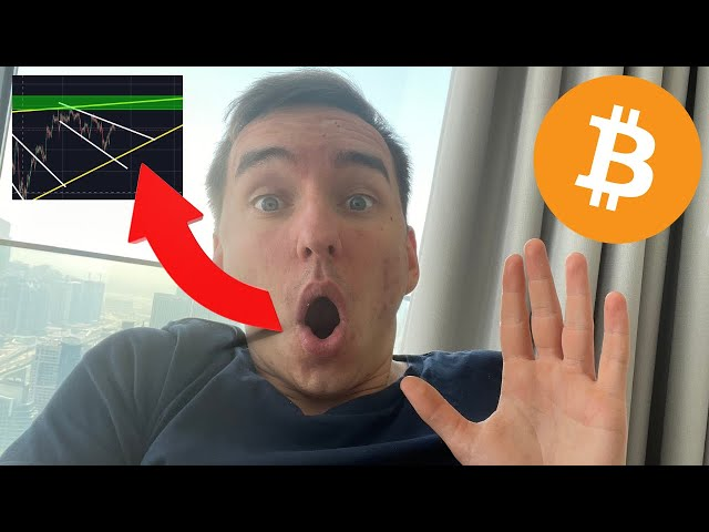 DON'T TOUCH BITCOIN UNTIL YOU SAW THIS NEW PATTERN!!!!!!!… #Bitcoin #BTC