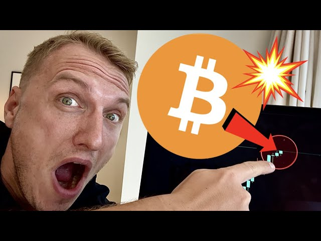 THIS IS EXPLOSIVE FOR BITCOIN NOW!!!!!!!! [the next move … #Bitcoin #BTC