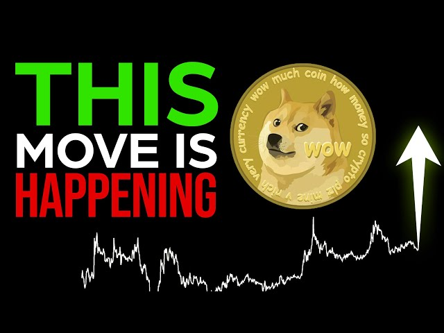 THIS MAJOR MOVE FOR DOGECOIN IS HAPPENING ! DOGECOIN PRIC… #doge #dogecoin