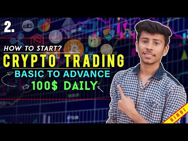 Cryptocurrency Trading Full Tutorial | Beginner To Advance | Chart Reading With Indicator's | Hindi