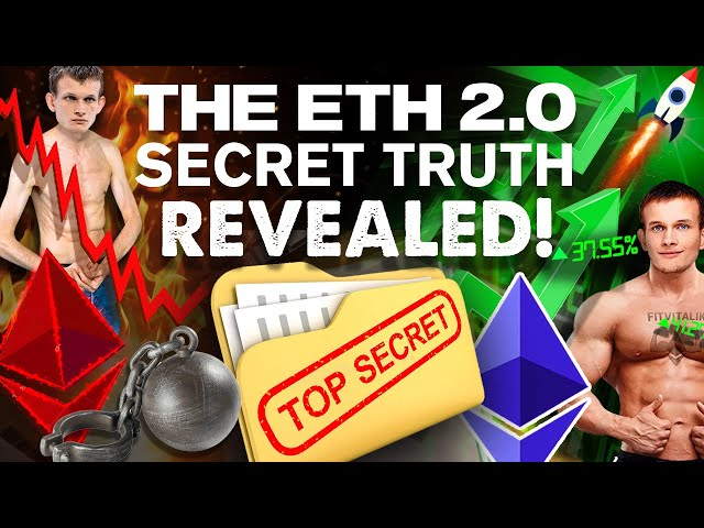#Ethereum #ETH TRUTH of Ethereum 2.0 REVEALED! Will It Ever Scale?