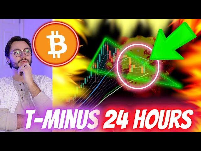 THE BEST BITCOIN SCENARIO TO WATCH IN THE NEXT 24 HOURS -… #Bitcoin #BTC