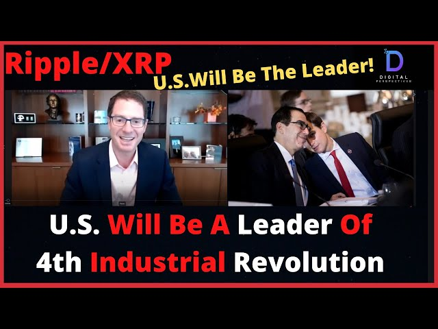 #Ripple #XRP Ripple/XRP-Brent McIntosh U.S. Will Be A Leader In The 4th Industrial Revolution,$40,000 BTC 2021