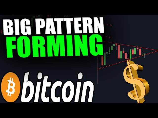 BIG BITCOIN PATTERN FORMING [Big Breakout Within 24 Hours...]