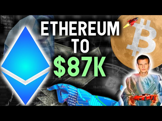 ETHEREUM TO $87K! My most shocking predictions for BITCOI… #Ethereum #ETH