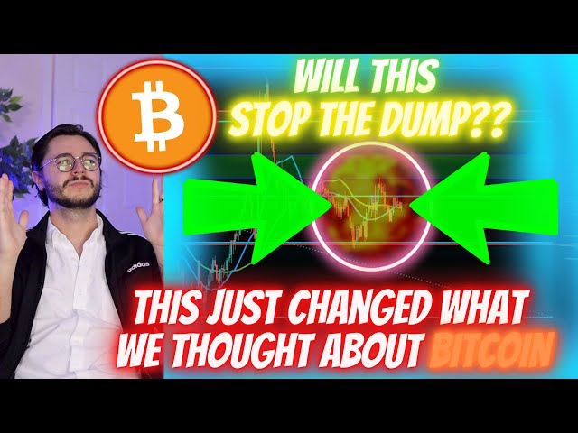 A BITCOIN **WARNING** SIGNAL OR HINT OF WHAT'S TO COME?? … #Bitcoin #BTC