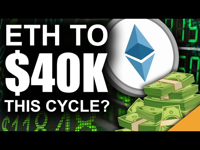 Ethereum Analysis: BEST Chance to Hit $40k This Cycle? #Ethereum #ETH