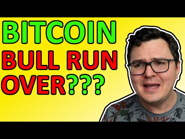 Bitcoin Is DEAD??? Get Out While You Still Can!!! [Hold On A Second]