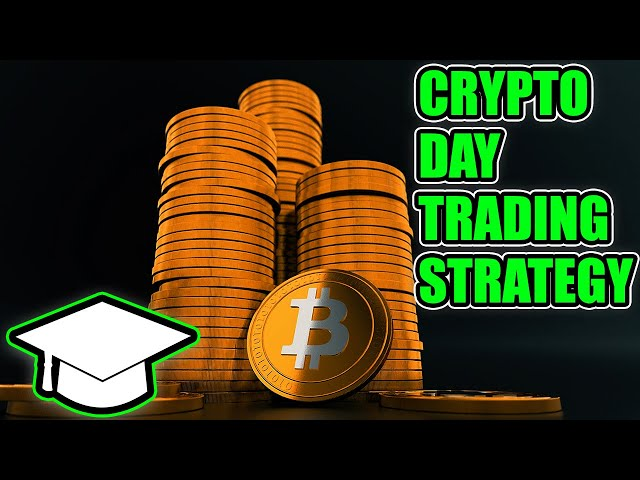 CRYPTOCURRENCY DAY TRADING STRATEGY | How To Make Money By Day Trading Crypto [2020]