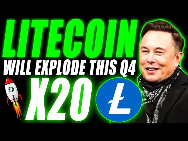 Litecoin Will x20 This Q4! (This Is Your Last Change To B… #litecoin #ltc
