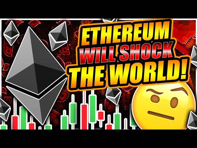 HERE'S HOW ETHEREUM GOES TO $100,000!!! (not clickbait)