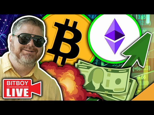 Bitcoin RIPPING To $100k!!! (Best Time To Make Money With… #bitcoin #btc