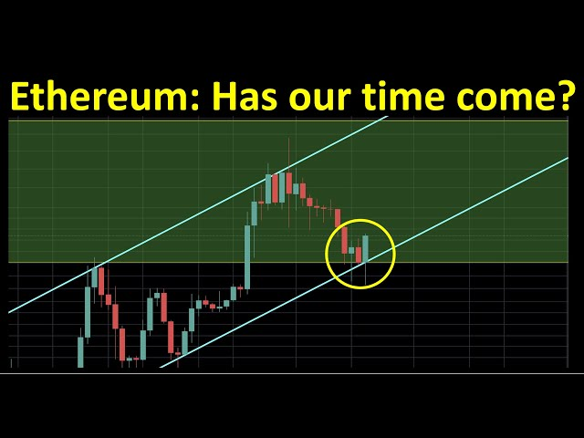 #Ethereum #ETH Ethereum: Has our time come?