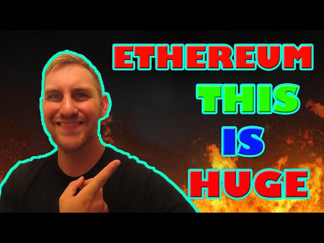 #Ethereum #ETH ETHEREUM, THESE FRACTALS POINT TO A PUMP!!