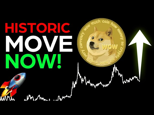 DOGECOIN IS ABOUT TO PEFROM THIS HISTORIC MOVE NOW! MAJOR… #dogecoin #doge