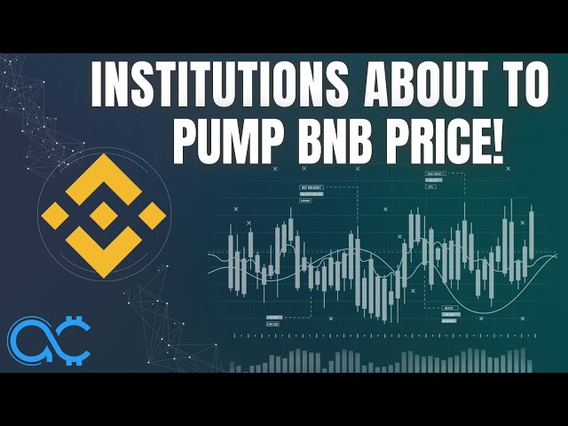 Institutions About To Push BNB Price Here! Follow The Sma… #bnb #binancecoin