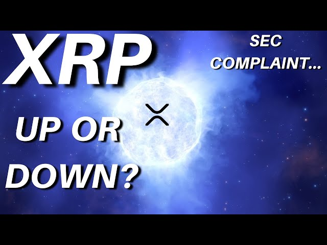 Ripple XRP SEC Complaint Is Laughable We Know What We Hold