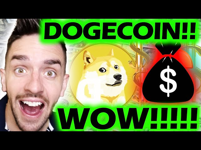 DOGECOIN GETTING READY TO BLAST OFF!!!!!!!!!!!! DOGECOIN … #doge