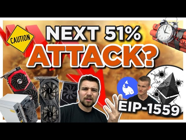 Ethereum Miners are planning a 51% attack on ETH??? Explained