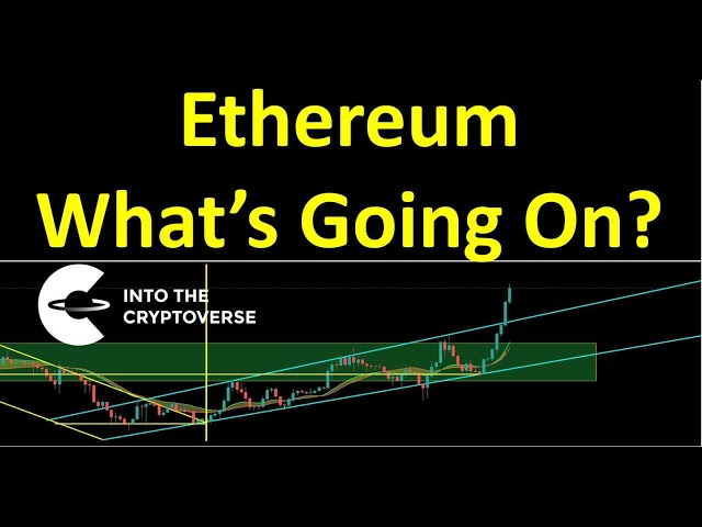 What's Going On? #Ethereum #ETH