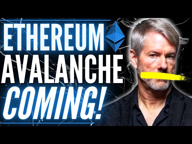 Michael Saylor AVALANCHE coming for Ethereum! Michael Say… #ETH