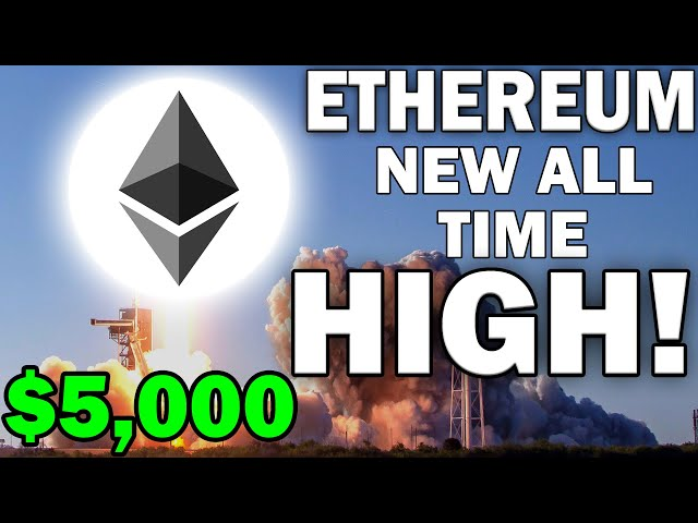 #Ethereum #ETH HUGE FORECAST: Analyst Says ETHEREUM (ETH) Price To SKYROCKET to THIS LEVEL!